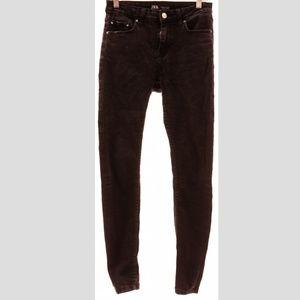 {Zara} Black Skinny Jeans sz 2
